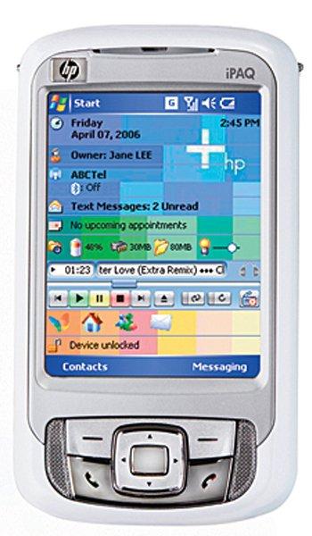 HP iPAQ rw6828