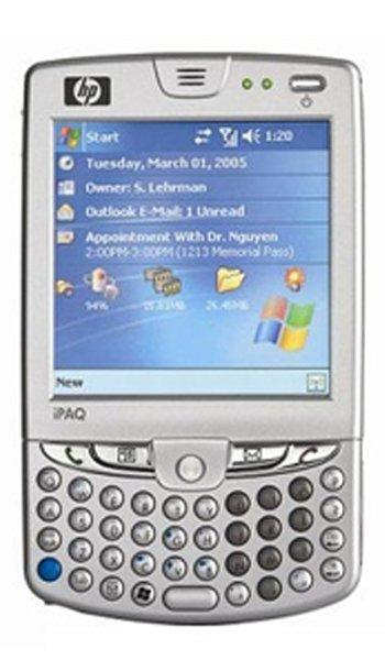 HP iPAQ hw6510
