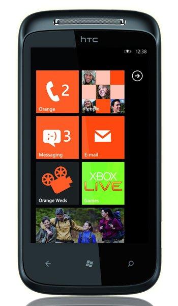 HTC 7モーツァルト