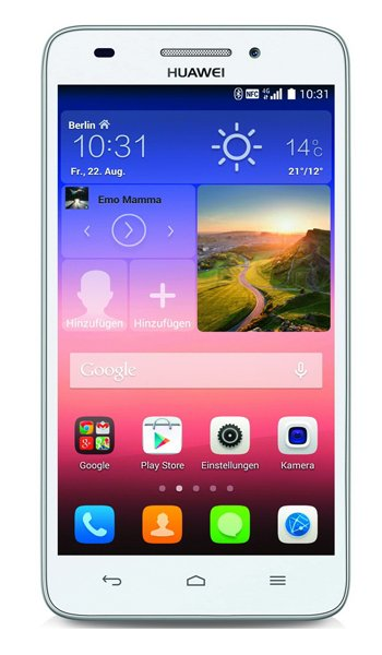 Huawei社 Ascend G620s