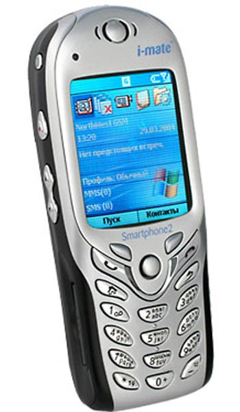 i-mateスマートフォン2