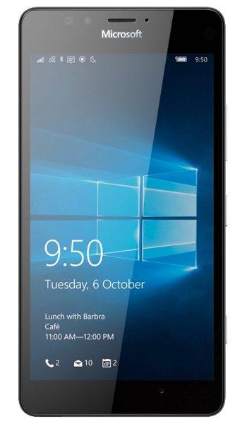 Microsoft Lumia 950デュアルSIM