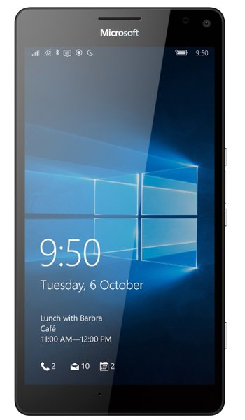マイクロソフト Lumia 950 XL Dual SIM