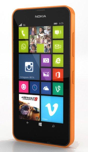 Nokia Lumia630デュアルSIM