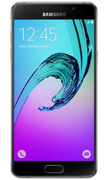 サムスン Galaxy A5(2016)