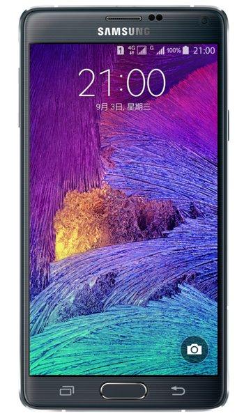 サムスン Galaxy Note 4 Duos