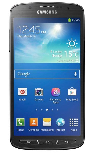サムスン Galaxy S4 Active LTE-A