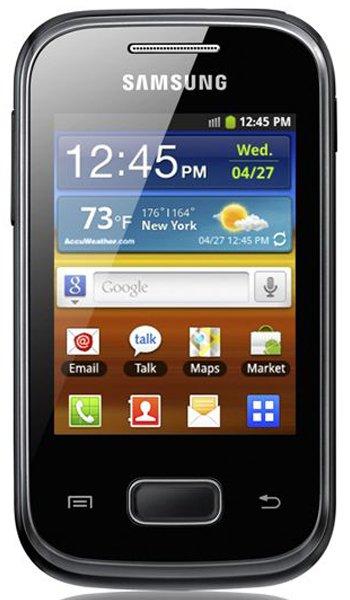 サムスン Galaxy ポケットS5300