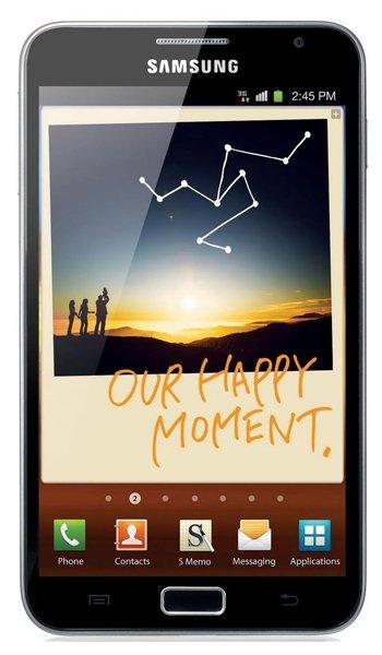サムスン Galaxy N7000に注意してください