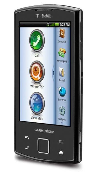 Garminfone de T-Mobile
