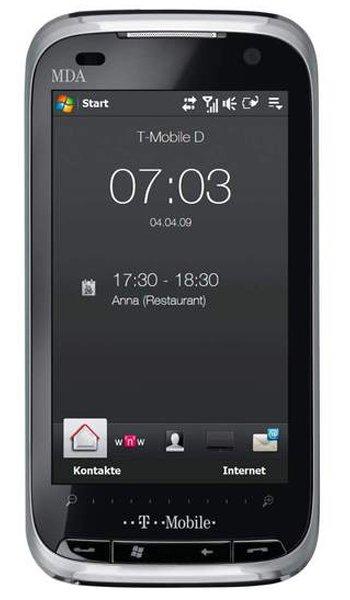 T-Mobile MDA Vario V.