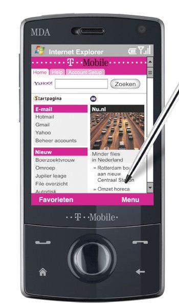 T-Mobile MDA Compact IV