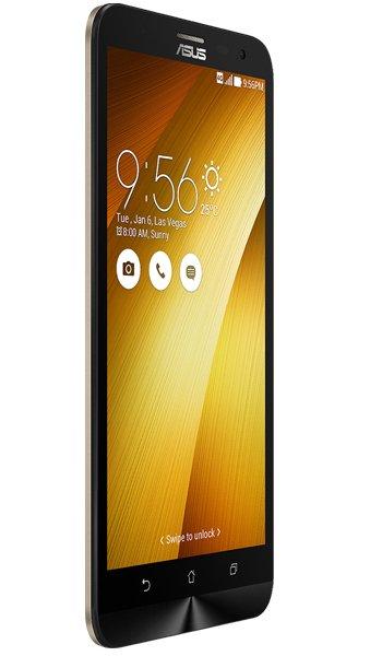 Asus Zenfone2レーザーZE600KL