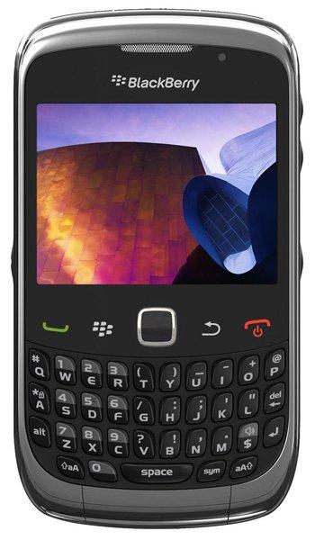 ブラックベリー Curve 3G 9300