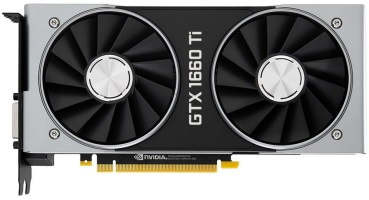 NVIDIA GeForce GTX Ti 1660